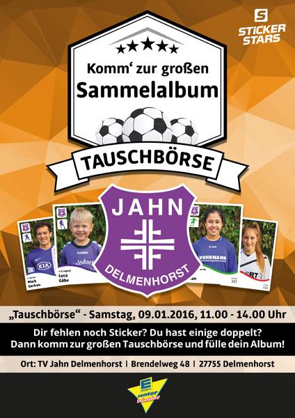 Flyer_zweite Tauschboerse Delmenhorst
