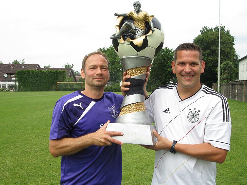 Frank Oehlmann und David Gaebe1