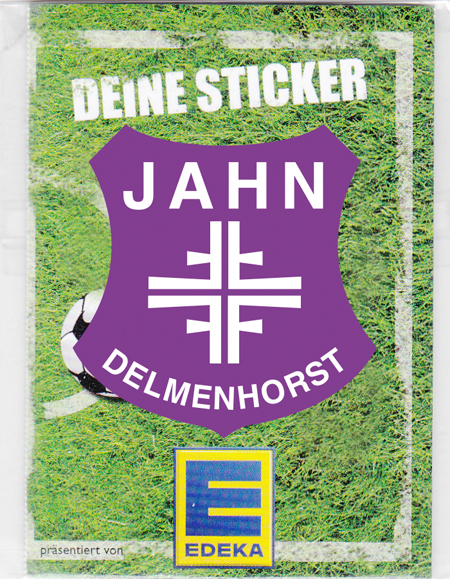 Sticker Jahn gut