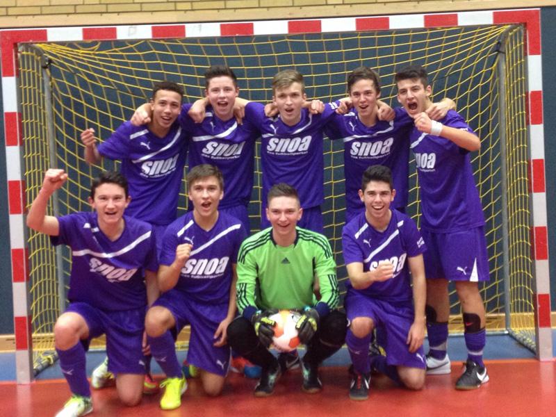 U17 Futsal Bezirk